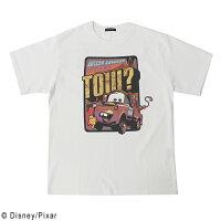 【Disney/Pixar(ディズニー/ピクサー)/カーズ】メーター/Tシャツ
