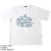 【Disney/Pixar(ディズニー/ピクサー)/トイ・ストーリー3】 Tシャツ