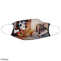 【Disney(ディズニー)/ミニーマウス】ファッションマスク【日本製】