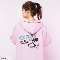 【Disney(ディズニー)/ミニーマウス】パーカー