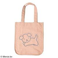 【Miffy(ミッフィー)】Snuffy/キャンバストートバッグ(POPPINS)