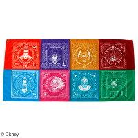 【Disney(ディズニー)】ディズニーヴィランズ/バスタオル