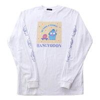 【サンリオキャラクターズ】ハンギョドン/ロングスリーブTシャツ
