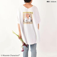【MOOMIN(ムーミン)】2wayトップス(POPPINS)