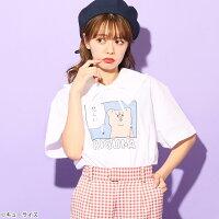 【キューライス】悲熊「悲しい」/Tシャツ(PONEYCOMBTOKYO)