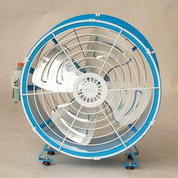 AFR-18P 軸流型送風機 圧縮 エア式 エアフィルター ルブリケーター付 AFR18P
