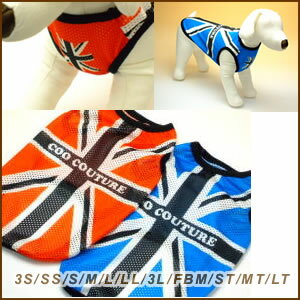 It supports / possible / in 10628 20% off-sale ★ SALE/ cool X cool Union Jack tank 3S/SS/S/M/L/LL/3L/FBM/ST/MT/LT /5000 yen or more