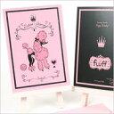Fluff(フラフ) グリーティングカード(Birthday) Snooty Poodle プードル/雑貨/カード/グリーティングカード/ステーショナリー/グッズ/犬/ドッグ