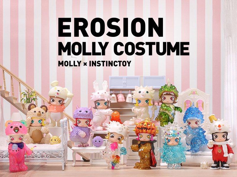 コレクション, フィギュア MOLLY INSTINCTOY EROSION MOLLY COSTUME