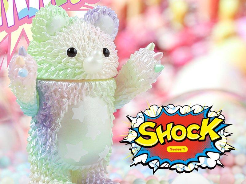 コレクション, ソフビ人形 INSTINCTOY POPMART SERIES1 SHOCK