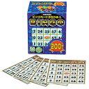 ビンゴカード200 抽選グッズ 抽選用品 ゲーム イベント ...