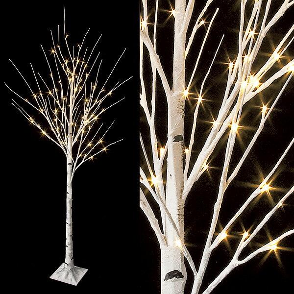 LED白樺ツリー(L)|クリスマス (Xmas)イルミネーション・照明演出(L)