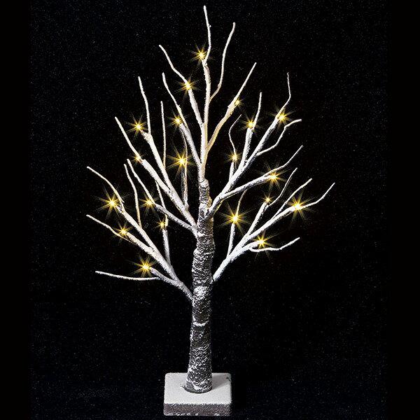 LEDブランチスノーツリー(S)|クリスマス (Xmas)イルミネーション・照明演出(S)
