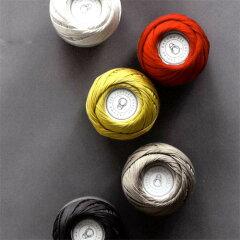【極細】ヨコタ・ダルマ レース糸20※価格は3玉の値段になります3玉からご注文いただけます 【...