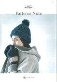 【ダルマ】【レディース】miniブック Patterns Note【秋冬ニット】KN12【取寄商品】編み物/手芸/手編み/毛糸