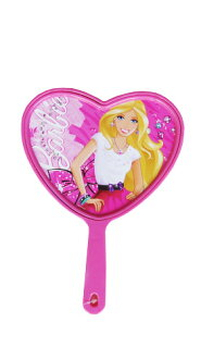 yuu分組可的巴比Barbie手鏡11167k巴比Barbie鏡子帶把的小鏡子鏡子製造化妝品化妝喜愛的可愛的商品雜貨進口