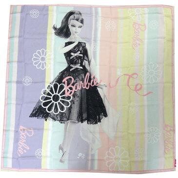 バービー Barbie シルクスカーフ パステルカラー 11609 Barbie シルク 絹 布 スカーフ シルク インポート メール便不可