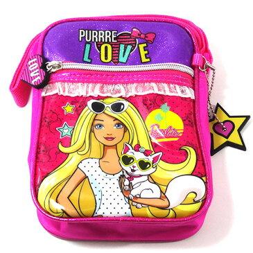 バービー Barbie バービー KITTEN タテ型 ショルダーバッグ 11871 バッグ バック 鞄 かばん 斜め掛け ポシェット 子猫 こねこ 子供 子ども キッズ 女の子 かわいい キャラクター 雑貨 グッズ ギフト プレゼント 誕生日 メール便不可 【ds】