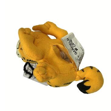 【ポイント5倍】ガーフィールド プラッシュ (寝そべり) 13822 ネコ アメキャラ キーホルダー GARFIELD ぬいぐるみ キーホルダ 輸入品 インポート プレゼント 景品 アメリカ 猫 ねこ キャラクター メール便不可