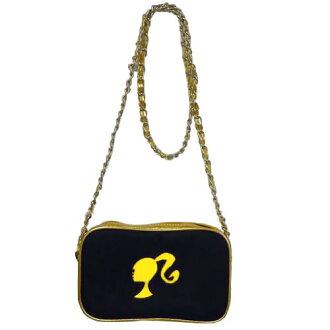 巴比Barbie挎包黑色黄金10926k包進口進口商品雜貨oshareyuu分組不可能
