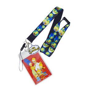 【ポイント5倍 〜7日01:59マデ】The Simpsons(シンプソンズ)  ICカードホルダー 10984k バート グッズ 雑貨 輸入 インポート   メール便配送子供会 クリスマス 景品