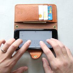 PORCOROSSO(ポルコロッソ)手帳型「iPhone6ケース」[sokunou]革/本革/レザー/ギフトupup7