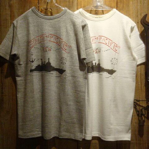 トップス, Tシャツ・カットソー  HELLERS CAFE T HC-M17 USN fs2gm