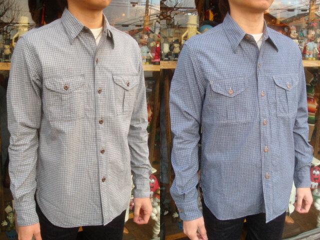 トップス, カジュアルシャツ  JELADO ANTIQUE GARMENTS Pressman Shirt AG21103 smtb-kky