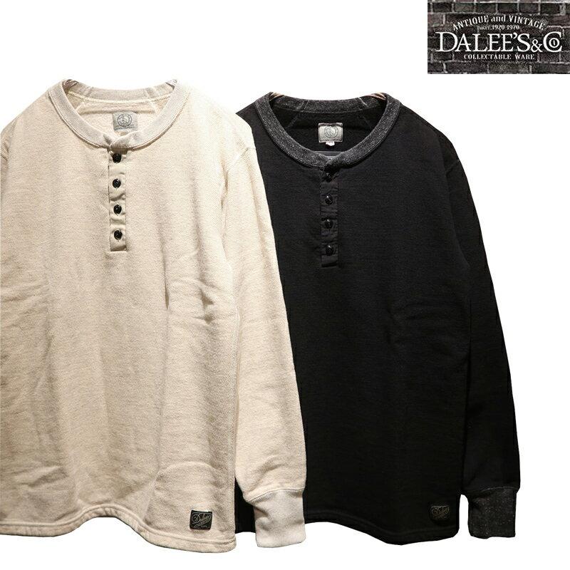 トップス, Tシャツ・カットソー  DALEESCO 2010HT 20s HENLEY NECK KNIT T