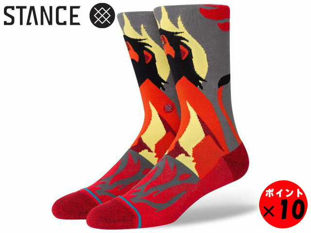 靴下・レッグウェア, 靴下 2STANCE SOCKS FoundationDISNEY VILLAINS SCAR CREW LION KING