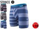 【メール便不可】★STANCE SOCKS スタンス Underwearコレクション MARINER 17 ボクサーブリーフ アンダーウェア 【あす楽対応】