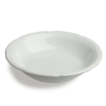 OUVERTUR スーププレート ホワイト