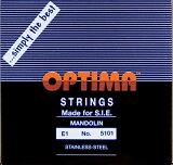 【メール便対応商品】OPTIMA オプティママンドリン弦 BLACK 1E