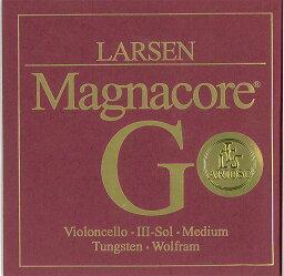 Larsen Magnacore ラーセンマグナコア アリオーソ チェロ弦 3G【取り寄せ商品(3〜4日での発送)】