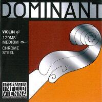 【メール便対応商品】Dominantドミナントバイオリン弦1Eクロムスチールe-129