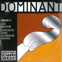 Dominantドミナントバイオリン弦シルバー3Dサイズ4/4