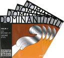 【Dominant】ドミナントバイオリン弦 セット(1E=スチール・129/3D=アルミ巻・132)