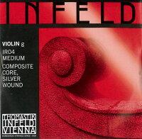 Infeldインフェルドバイオリン弦赤4G