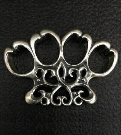 メンズジュエリー・アクセサリー, ペンダントトップ Knuckle Duster Oriental Fit KD-02 gabor gaboratory silver 925 10k 18k