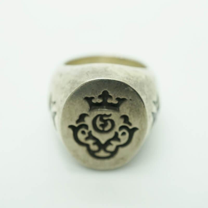 メンズジュエリー・アクセサリー, 指輪・リング GABORATORYGABOR Atelier Mark Ring R-6 gaboratorygaborsilver 925 925