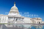 【アメリカ風景ポストカード】アメリカワシントンDCのアメリカ合衆国議会議事堂(United States Capitol)のハガキはがき絵葉書