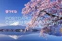 【春のポストカード】文字入り「春ですね」富士山と桜のハガキ葉書