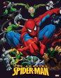 スパイダーマン Spider-man (Characters) ミニポスター 【MARVELCorner】