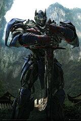 トランスフォーマー/ロストエイジ ポスター Transformers 4 Optimus Teaser¥3800以上お買い上...