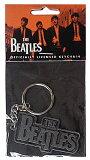 【送料¥216〜】 【ロンドン直輸入オフィシャルグッズ】ビートルズ  メタルキーリング The Beatles - Logo (Metal) (121112)