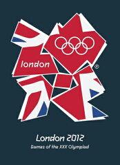 ロンドンオリンピック (2012年) London 2012 Olympics - Union Jack ポストカード メール便利用...
