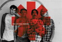 Red Hot Chili Peppers (Red Asterix) レッド・ホット・チリ・ペッパーズ ポスター (120905)