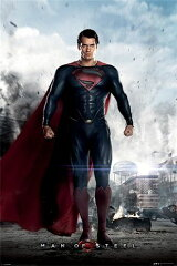 マン・オブ・スティール (スーパーマン) ポスター MAN OF STEEL - (HOPE)¥3800以上お買い上げ...