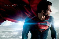 マン・オブ・スティール (スーパーマン) ポスター MAN OF STEEL - (HORIZON)¥3800以上お買い上...