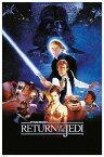スター・ウォーズ エピソード6/ジェダイの帰還 ポスター Star Wars Return Of The Jedi (One Sheet)(140521)